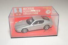 V 1:43 MINICHAMPS FERRARI 456 GT 2+2 1992 MET. GREY SCHUMACHER MINT BOXED