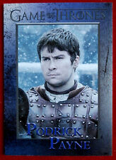 GAME OF THRONES - Season 6 - Card #66 - PODRICK PAYNE - Rittenhouse 2017