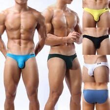 100% Modal Men's Sexy Briefs Underwear Comfortable Soft Bikini Underpants S-XL