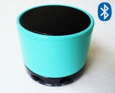 Mini Portable Bluetooth Speaker S10  with FM (Turquois)