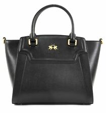 LA MARTINA La Portena Handbag Schultertasche Umhängetasche Tasche Black Neu