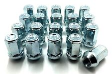 20 x ALLOY WHEEL NUTS FOR FORD TRANSIT CONNECT M12 x 1.5 19MM HEX,BOLT,STUD 4