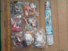 Yujin SR Shining Wind mini figure gashapon 7 pcs Kureha Seena Kiriya Xecty Ein