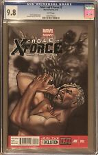 Cable and X-Force #2 CGC 9.8