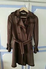 Lovely Roberto Cavalli Class Coat, size IT40 or UK8 - VGC