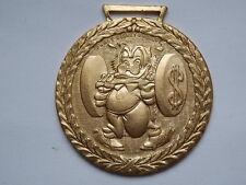 Vecchia medaglia WALT DISNEY OLIMPIADI MONACO 1972 Olympic Games Topolino
