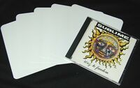 "(30) CDNS60WH20 White Jewel Case CD Divider Bin Cards Standard 5 5/8""x6"" 20 Mil"