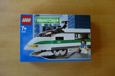 "LEGO World City 10157 9V Hochgeschwindigkeitszug ""OVP"" ""Versiegelt"""
