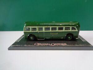 OOC OM41005 LONDON TRANSPORT Q Green Line Coach Rte Z to Bookham 1/76  B5