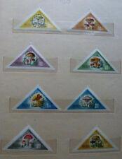 Mushrooms , Grzyby polskie,Fi 948-955**,Mi 1093-1100**,  1959