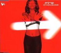 2Thousand Fire (feat. D.D. Klein) [Maxi-CD]