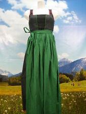 Gössl 60er Jahre Handgenäht Balkonett süßes Vintage Dirndl mit Schürze Gr.36