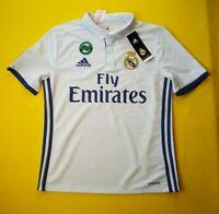 Real Madrid kids jersey 13-14 y. 2016 2017 shirt AI5189 soccer Adidas ig93