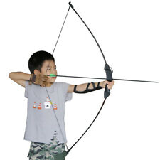 "Archery Takedown Bow 45"" 15Lbs Children Kids Youth Hunting Target Practice Game"