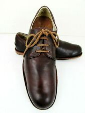 Timberland Boot Company Brown Leather Lace Up Oxford Shoes Men's 8