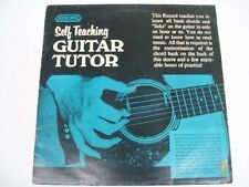 SELF TEACHING GUITAR TUTOR - Boulevard LP