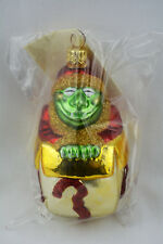 Patricia Breen 1999 Christmas Ornament Mmmonster Present Item # 9920 New