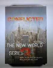 Conflicted: The Survival Card Game -Deck 3-The New World Order Series -Free Ship