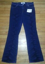 Moschinos Jeans Donna Designer Jeans Sz 31 33x33 Blue NWT p2512