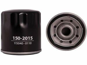 Denso Oil Filter fits Isuzu Trooper 1989-1991 2.8L V6 VIN: R 47GKRX