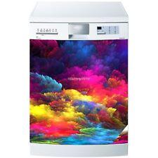 Magnet lave vaisselle Couleurs 60x60cm réf 5526 5526