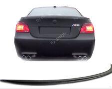 Heckspoilerlippe für BMW E60 Tuning M Sport SLIM LACKIERT spoiler Kofferraum lip