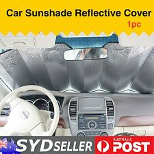 Car SUV Windshield Sunshade Front Rear Cover Block Sun UV Heat Reflective Folded