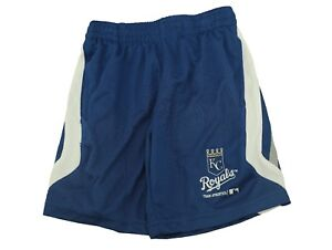Kansas City Royals Kids Youth Size Shorts Official MLB Merchandise New With Tags