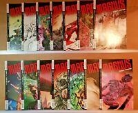 Magnus Robot Fighter 14 Book Lot With Variants 0-10 (2014) Dynamite VF+/NM (S424