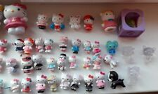 Great collection of Hello kitty-figurines