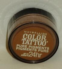 Maybelline Eye Studio Color Tatoo Pure Pigment 24hr Eye Shadow BUFF TUFF #60