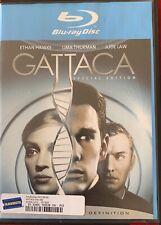 Gattaca (1997) (Blu-ray, 2008) - Disc Like New