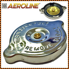 Aeroline® Jaguar E-Type STAINLESS STEEL Radiator Rad Cap  0lbs Non Pressured