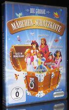 6 DVD BOX-SET HEIDI + DORNRÖSCHEN + SCHNEEWITTCHEN + ROTKÄPPCHEN + ASCHENPUTTEL