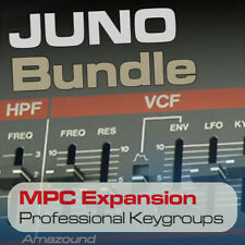 JUNO-106 JUNO-60 JUNO-6 JUNO-1 MPC EXPANSION PROGRAMS & KEYGROUPS READY DOWNLOAD