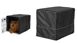 Crate Cover for Dogs - 6 sizes Fits wire Security Comfort Privacy