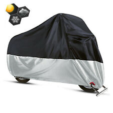 Motorcycle Cover XXL For Harley Davidson Fat Boy and Kawasaki Koncours