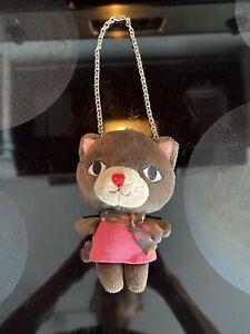 Gymboree PURRFECT Kisslock Chain Handle Kitty Cat Purse Scarf Dress