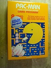 Vintage 1981 Pac-Man Atari 2600 game NIB sealed RARE!! MUST SEE