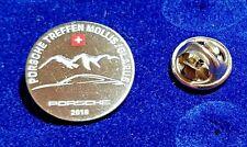 Porsche Pin Treffen MollisGlarus 2018 ORIGINAL - Maße 21mm