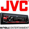 JVC KD-X141 - MP3 USB Aux In Autoradio - Android Steuerung - 4x 50W. Auto Radio