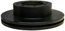 Disc Brake Rotor-Non-Coated Front ACDelco Advantage 18A81016A