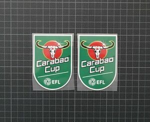 Carabao Cup 2017-2020 Sleeve Patches/Badges League Cup