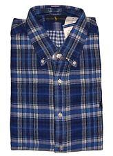 0de2f3c4 Polo Ralph Lauren Men's Slim Fit Poplin Button Down Long Sleeve Shirt Size L