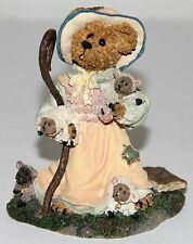 Boyds Bears & Friends Classic Beary Tales #2453 Lil Bear Peep - Got Sheep