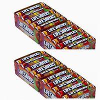Lifesavers 5 Flavors Hard Candy 40 Rolls 4 Boxes Bulk Candies Life Savers Fresh