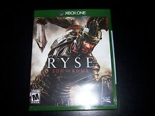 Replacement Case (NO VIDEO GAME) RYSE: SON OF ROME XBOX ONE 1