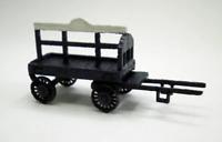 Ancorton 95672 N Gauge Horse Drawn Coal Wagon Kit