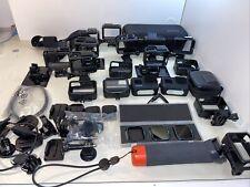 Lot Of gopro hero 5 Hero 6 Hero 7 black accessories,GoPro Case And Sticks