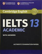 IELTS Practice Tests Cambridge IELTS 13 Academic Student's With CD 9781108553094